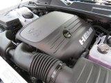 2013 Dodge Challenger R/T Redline 5.7 Liter HEMI OHV 16-Valve VVT V8 Engine