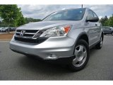 2010 Honda CR-V LX Front 3/4 View