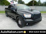 2007 Black Toyota Tundra Limited CrewMax #82360375