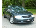 2000 Blue Anthracite Metallic Volkswagen Passat GLX V6 AWD Sedan #82360477