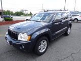 2007 Jeep Grand Cherokee Steel Blue Metallic