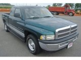 1999 Emerald Green Pearl Dodge Ram 1500 SLT Extended Cab #82360472