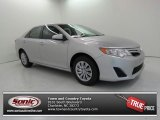 2013 Classic Silver Metallic Toyota Camry LE #82360408