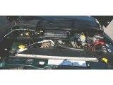 2000 Dodge Ram 3500 SLT Regular Cab Dump Truck 5.9 Liter OHV 16-Valve V8 Engine