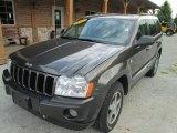 2006 Jeep Grand Cherokee Deep Beryl Green Pearl