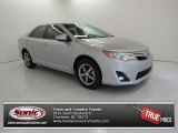2013 Classic Silver Metallic Toyota Camry LE #82389950
