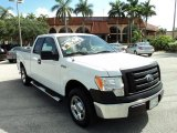 2010 Oxford White Ford F150 XL SuperCab #82389627
