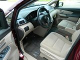 2013 Honda Odyssey Interiors