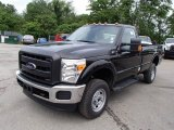 2013 Ford F350 Super Duty XL Regular Cab 4x4 Data, Info and Specs
