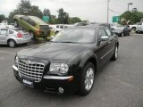 2008 Brilliant Black Crystal Pearl Chrysler 300 C HEMI AWD #82389823