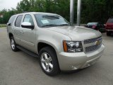 2013 Chevrolet Tahoe Champagne Silver Metallic