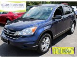2010 Royal Blue Pearl Honda CR-V EX AWD #82389611
