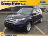 2011 Kona Blue Metallic Ford Explorer XLT #82389716