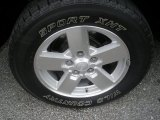 Jeep Commander 2008 Wheels and Tires