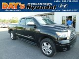 2007 Black Toyota Tundra Limited Double Cab 4x4 #82390127