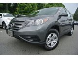 2012 Polished Metal Metallic Honda CR-V LX 4WD #82390000