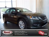 2013 Hematite Metallic Honda Accord EX-L V6 Sedan #82389463
