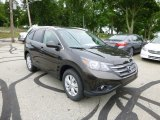 2013 Kona Coffee Metallic Honda CR-V EX-L AWD #82390098