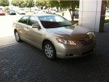 2008 Desert Sand Mica Toyota Camry XLE #82389986