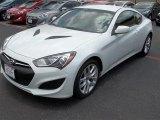 2013 White Satin Pearl Hyundai Genesis Coupe 2.0T #82389561