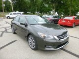 2013 Hematite Metallic Honda Accord Sport Sedan #82390096
