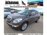 2008 Cocoa Metallic Buick Enclave CXL #82389665