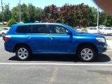 2008 Blue Streak Metallic Toyota Highlander 4WD #82389982
