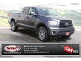 2011 Magnetic Gray Metallic Toyota Tundra TRD Rock Warrior Double Cab 4x4 #82389450