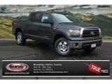 2013 Magnetic Gray Metallic Toyota Tundra TRD CrewMax 4x4 #82389447