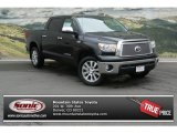 2013 Black Toyota Tundra Platinum CrewMax 4x4 #82389445