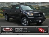2013 Black Toyota Tundra TRD Rock Warrior Double Cab 4x4 #82389444