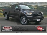 2013 Black Toyota Tundra TRD Rock Warrior Double Cab 4x4 #82389443
