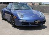 2008 Cobalt Blue Metallic Porsche 911 Targa 4 #82390199