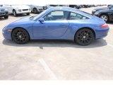 2008 Porsche 911 Cobalt Blue Metallic
