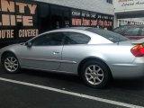 2002 Brilliant Silver Metallic Chrysler Sebring LX Coupe #82389965