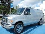 2008 Silver Metallic Ford E Series Van E150 Cargo #82389639