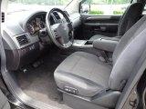 2008 Nissan Armada Interiors