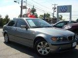2004 Silver Grey Metallic BMW 3 Series 325xi Sedan #82390183