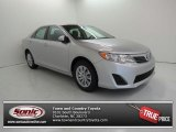 2013 Classic Silver Metallic Toyota Camry L #82389955