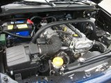 Chevrolet Tracker Engines