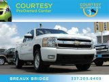 2008 Summit White Chevrolet Silverado 1500 LTZ Crew Cab 4x4 #82390172