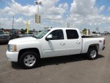 2008 Chevrolet Silverado 1500 LTZ Crew Cab 4x4 Data, Info and Specs