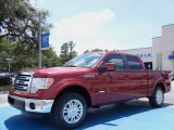 2013 Ruby Red Metallic Ford F150 Lariat SuperCrew #82446529