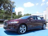 2013 Bordeaux Reserve Red Metallic Ford Fusion Hybrid SE #82446527