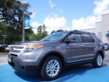 2013 Sterling Gray Metallic Ford Explorer XLT #82446523