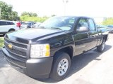 2013 Black Chevrolet Silverado 1500 Work Truck Extended Cab #82447160