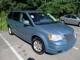 2009 Chrysler Town & Country Clearwater Blue Pearl