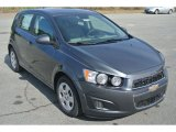 2013 Chevrolet Sonic LS Hatch Data, Info and Specs