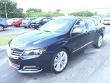 2014 Blue Ray Metallic Chevrolet Impala LTZ #82447157