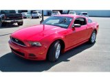2013 Race Red Ford Mustang V6 Coupe #82446518